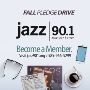 Jazz90.1 Fall Pledge Drive Begins October 8