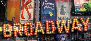 Enjoy Broadway? 2 on The Aisle to Be Rebroadcast on Swing & Blues Radio