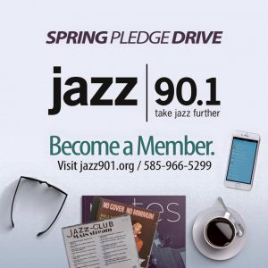 Jazz90.1 Spring Pledge Drive Now Underway