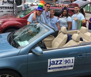 See Jazz90.1 Out and About This Summer