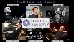 New Jazz Jam Sessions Come to Hyatt Regency This Fall