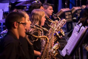 Greece Athena High School Jazz Ensemble Performs Live in November